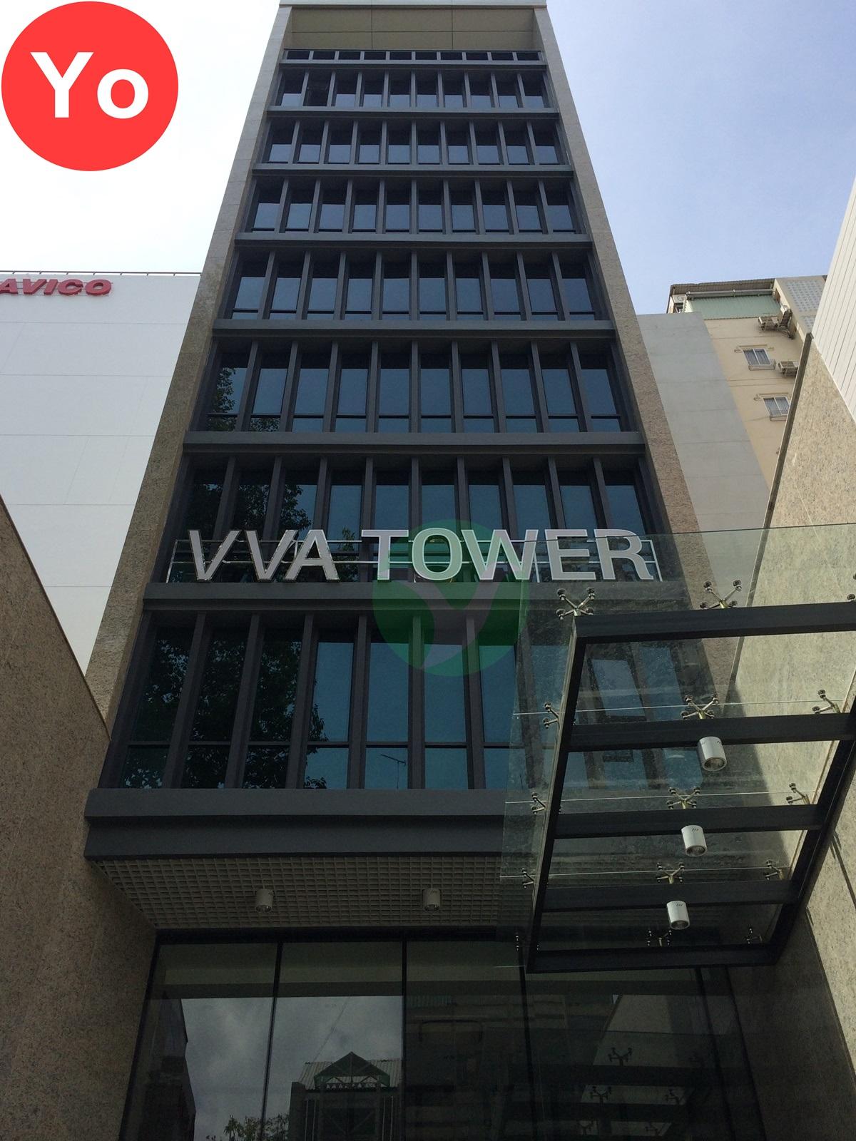 Cho thuê văn phòng Quận 1 – Tòa nhà VVA Tower