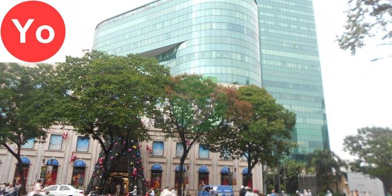 Cho thuê văn phòng Quận 1 – Tòa nhà Diamond Plaza