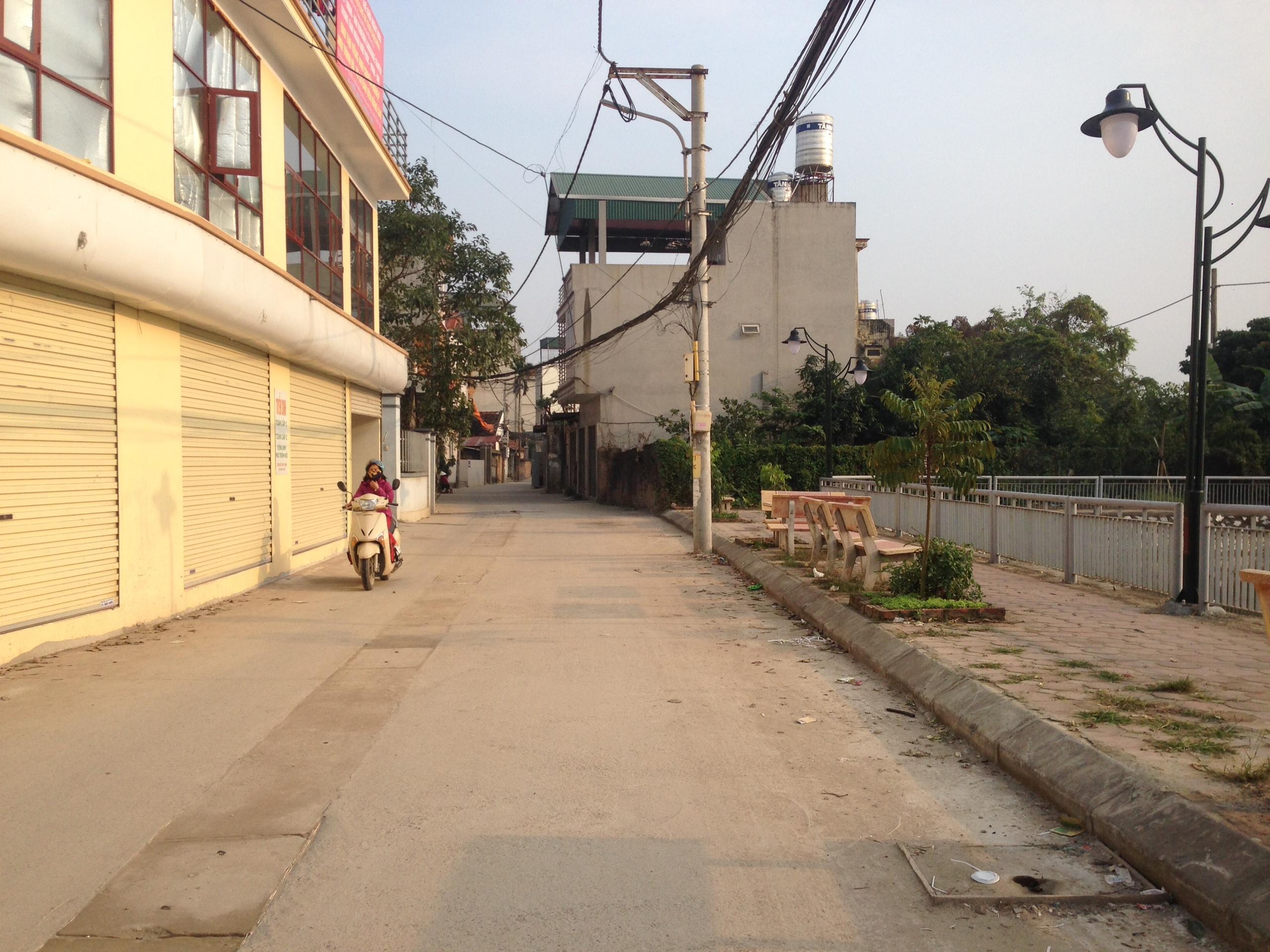Bán 42m đất thổ cư Phú Diễn, Bắc Từ Liêm, giá hót nhất thị trường