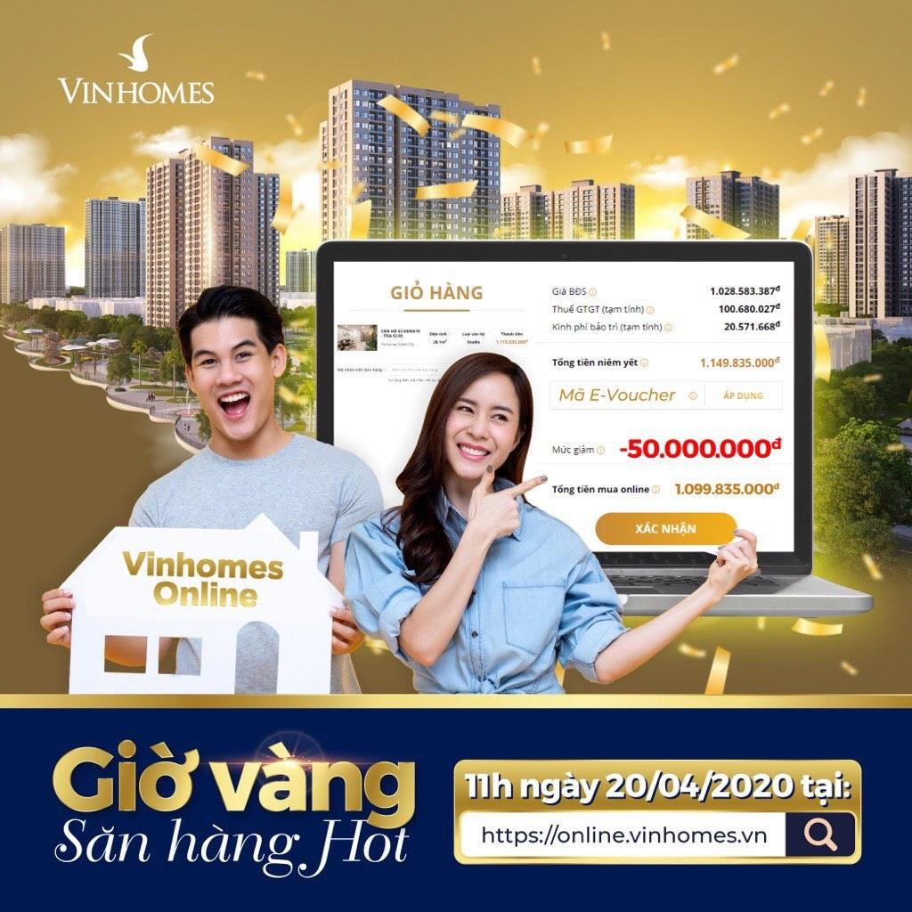 Chỉ còn 4 ngày, cơ hội bốc thăm trúng thưởng lên đến 6 tỷ khi mua nhà Vinhomes.