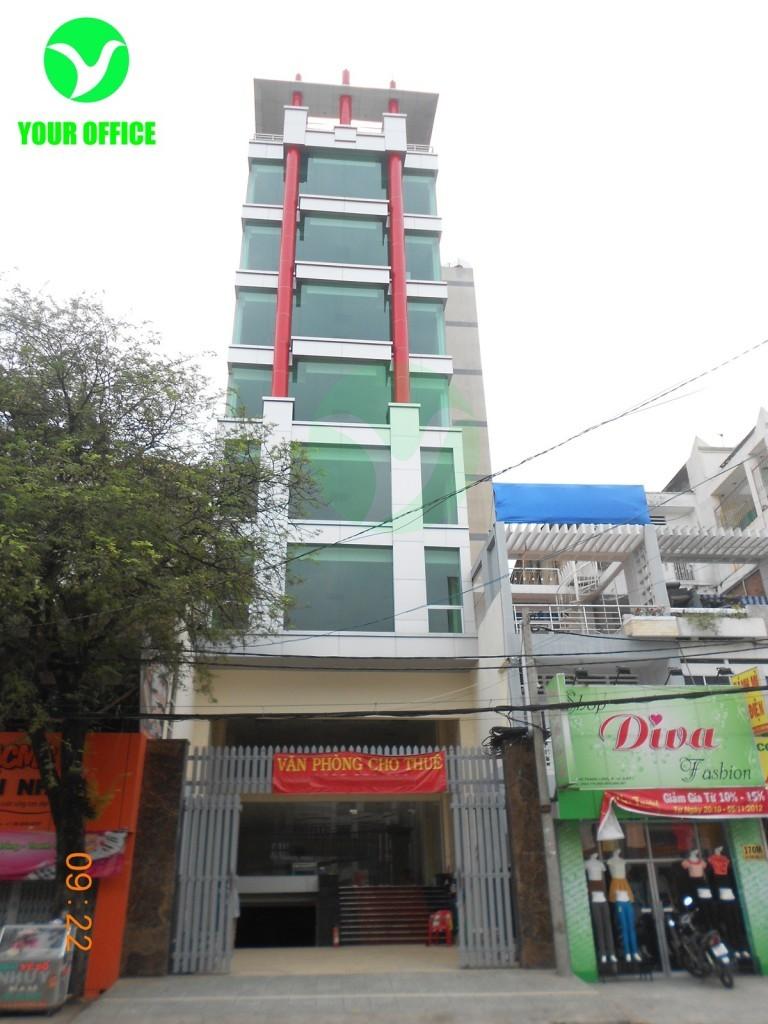 VĂN PHÒNG CHO THUÊ TÒA NHÀ BÌNH HÒA BUILDING