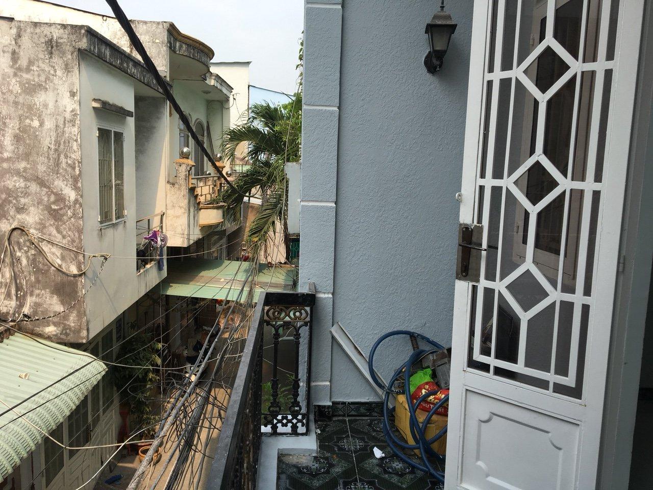 Cần cho thuê nhà nguyên căn HXH 84 Bùi Quang Là, P.12, Q.Gò Vấp, Tp.HCM.