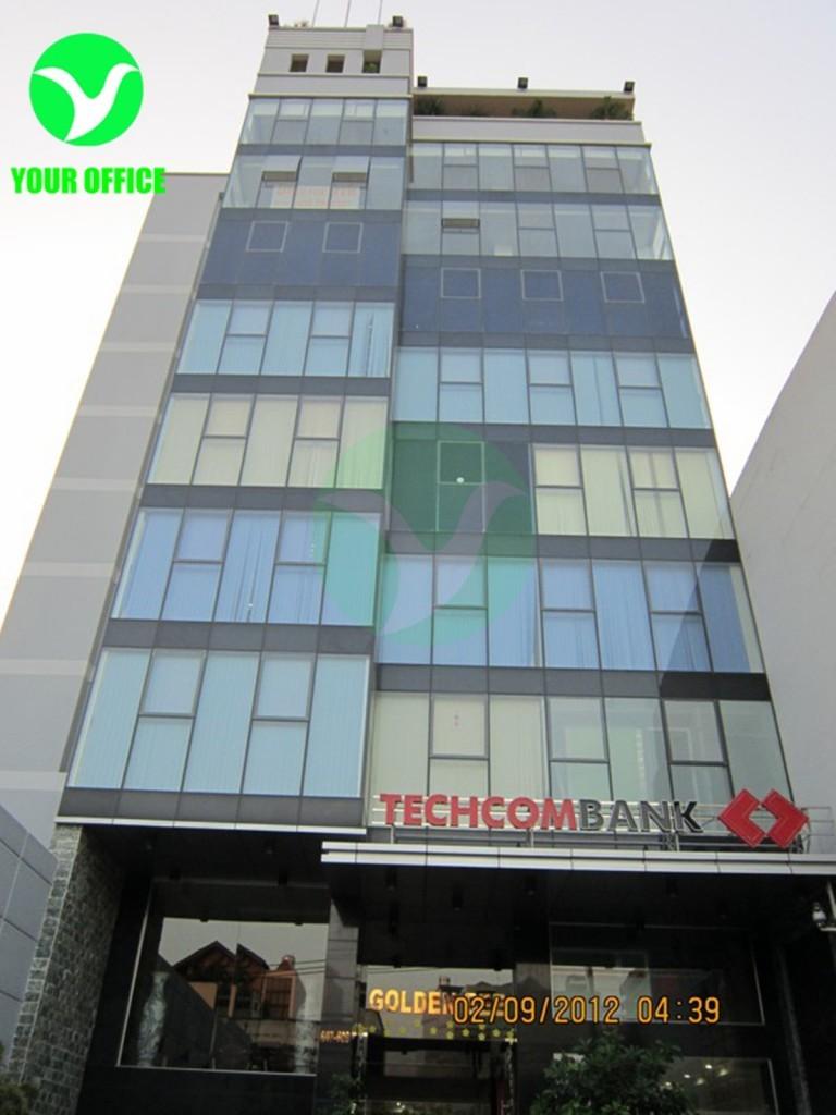 VĂN PHÒNG CHO THUÊ TÒA NHÀ GOLDEN BEE BUILDING