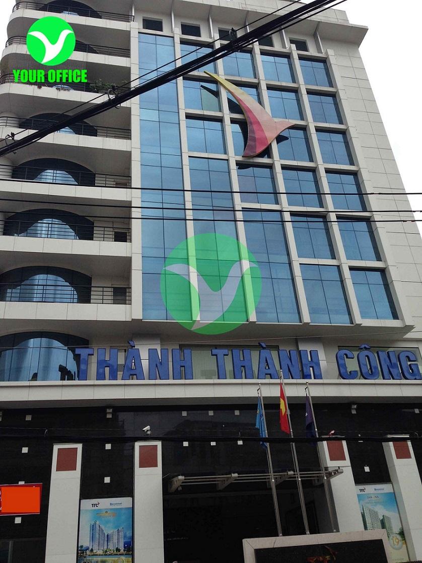 VĂN PHÒNG CHO THUÊ TÒA NHÀ BETRIMEX BUILDING