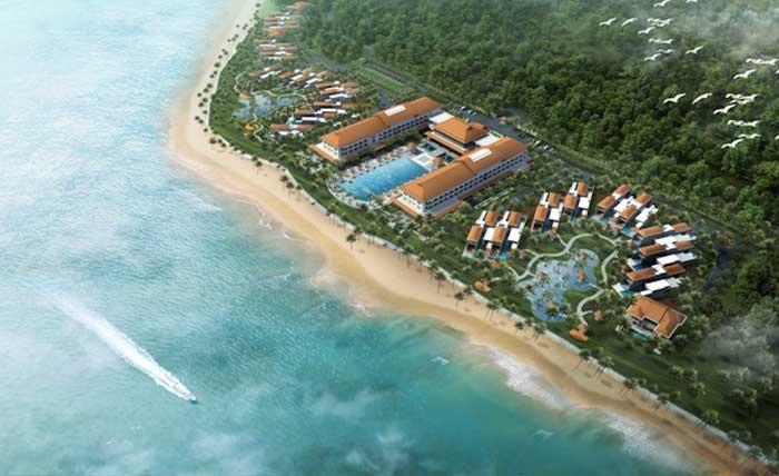 Chuyên gia lý giải sức hút của biệt thự biển Nam Hội An