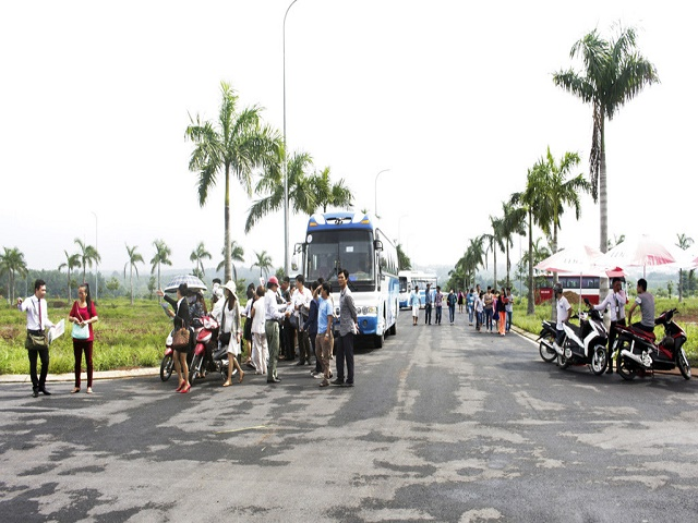 Nhà đất các tỉnh thành lân cận Sài Gòn lên ngôi