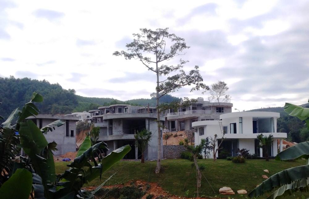 Hòa Bình: Hàng loạy dự án nhà vườn, biệt thự được Phó Thủ tướng yêu cầu làm rõ sai phạm