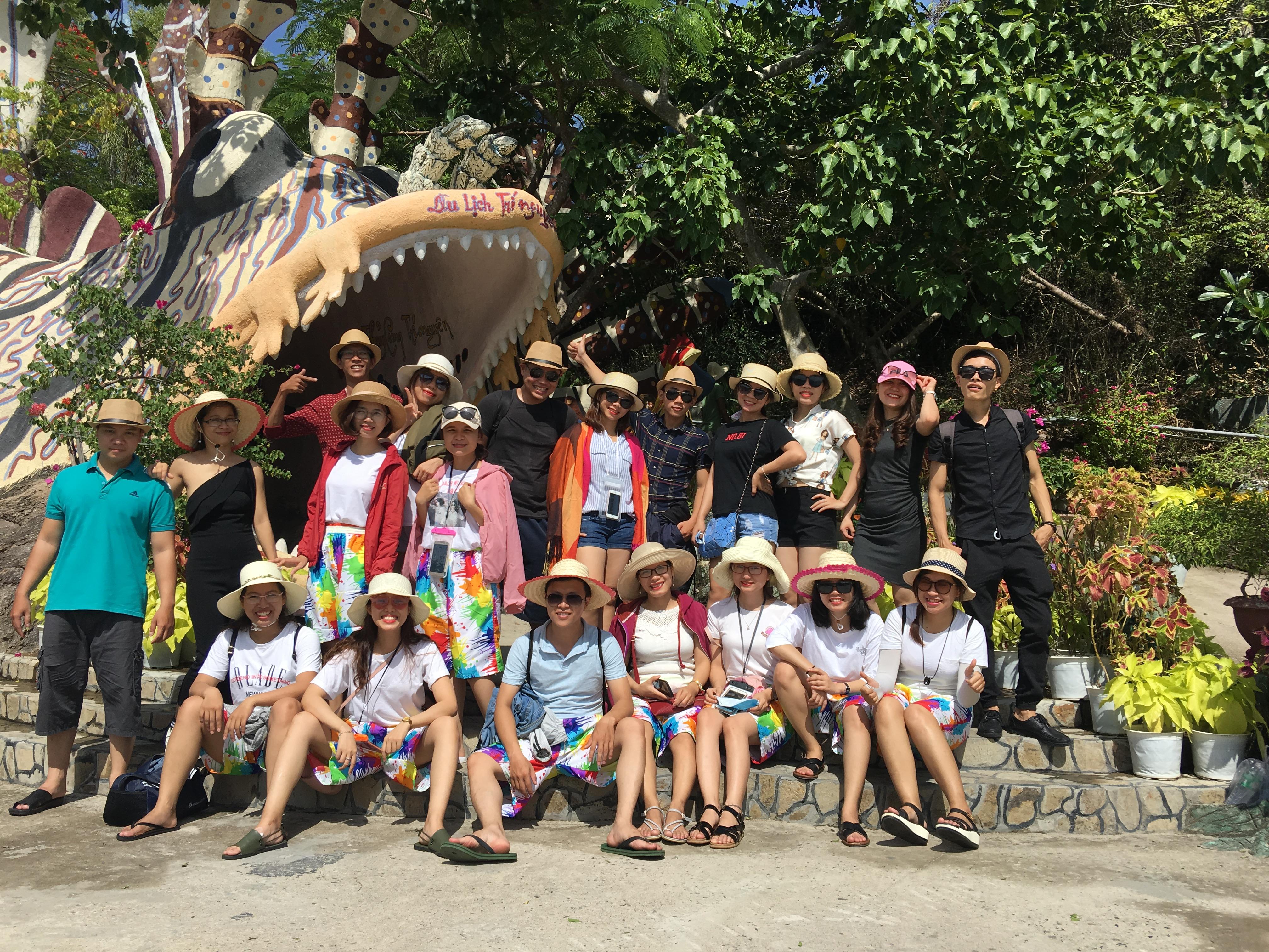 Hành trình đáng nhớ đến thành phố biển Nha Trang của công ty VRM