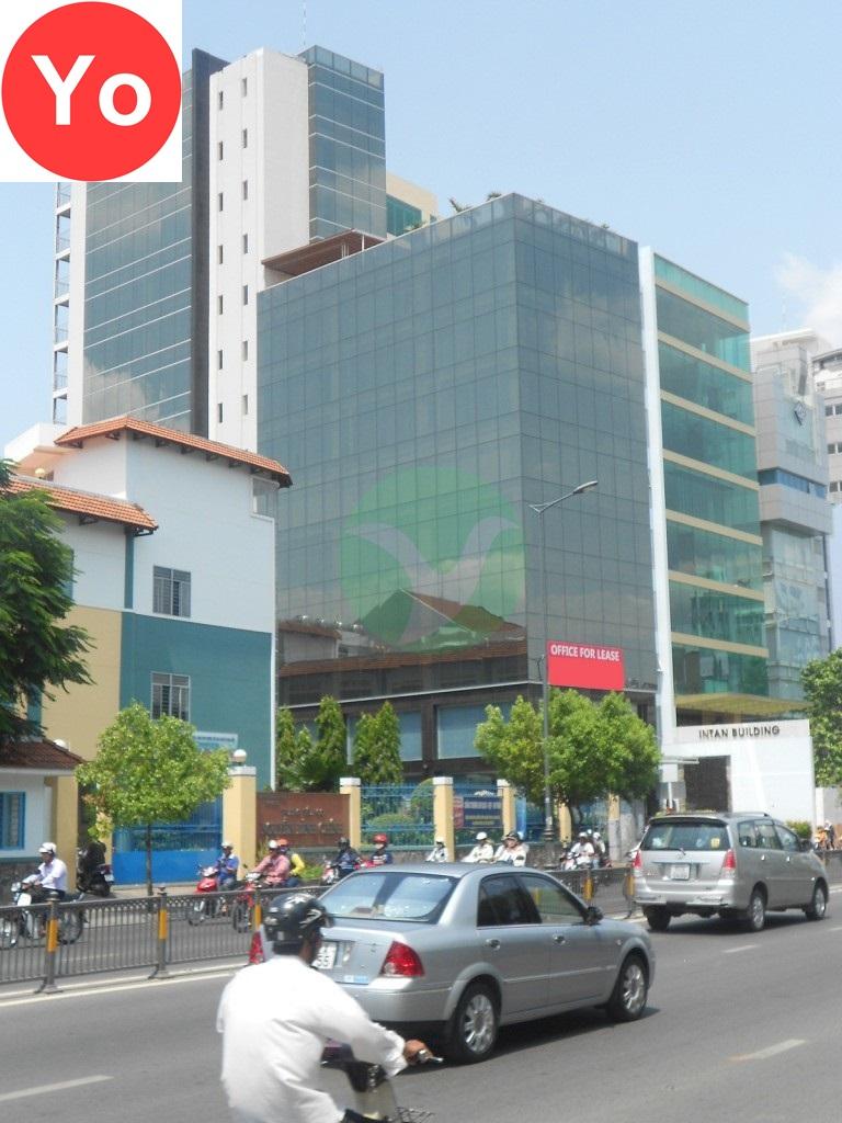 Cho thuê văn phòng quận phú nhuận – Tòa nhà Intan building