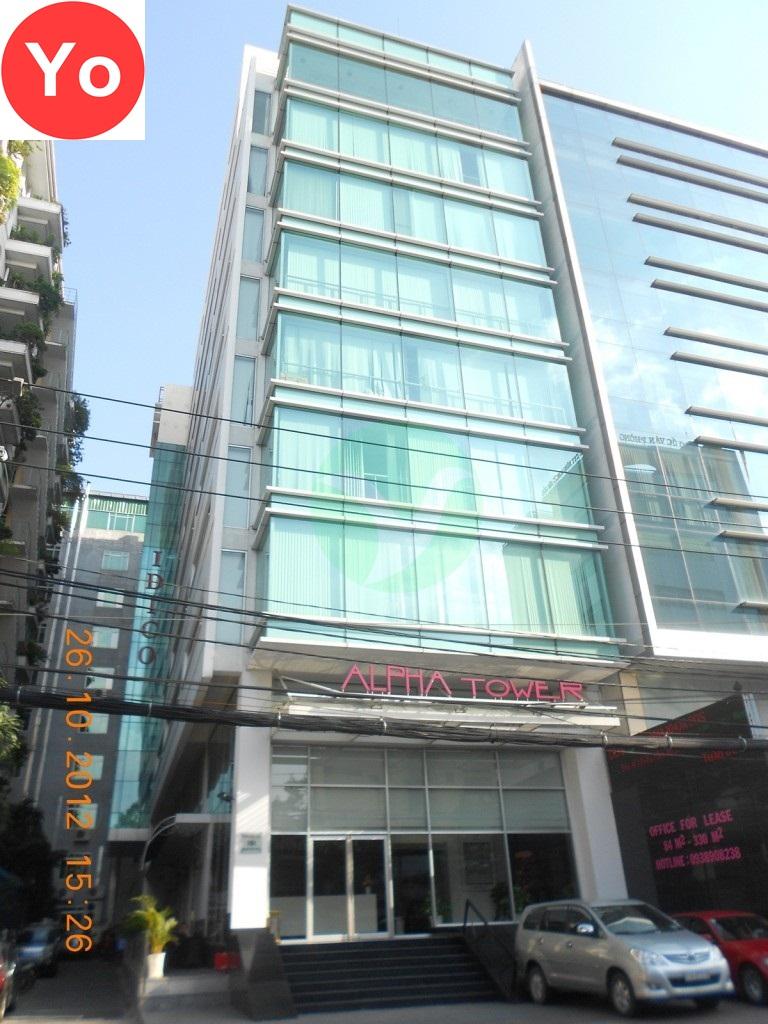 Cho thuê văn phòng quận 3 – Tòa nhà Alpha Tower