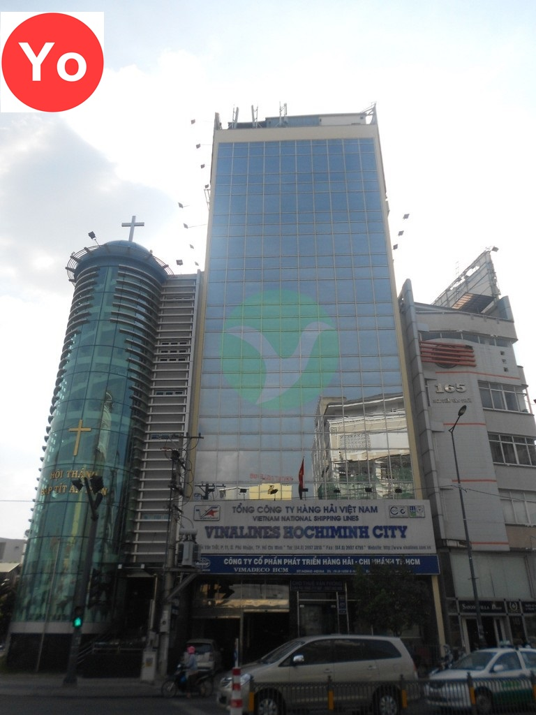 Vimadeco Building - Tòa nhà cho thuê văn phòng tại Sài Gòn.