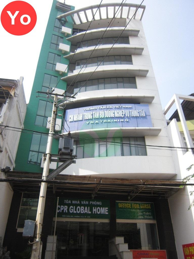 CPR Global Home - văn phòng cho thuê theo tháng.
