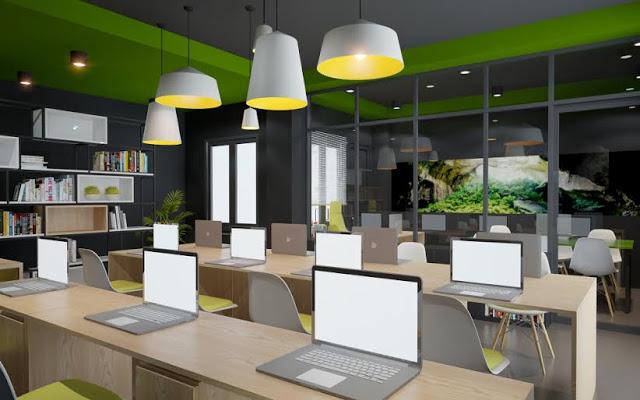 Thiết kế nội thất văn phòng đẹp và hiện đại phải tuân theo những bí quyết này