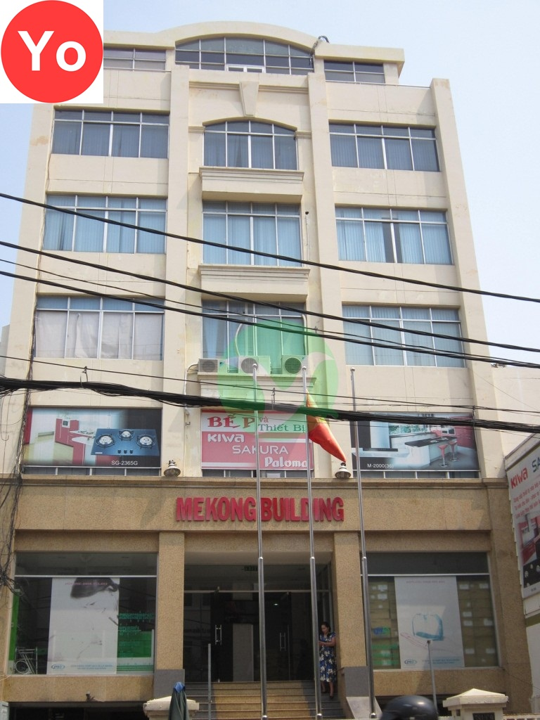 Me Kong Building - văn phòng cho thuê tai quân 10.