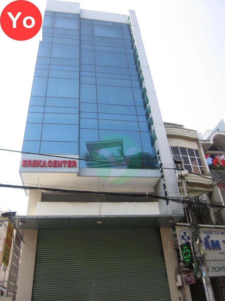 Ereka Building - văn phòng cho thuê theo tháng.