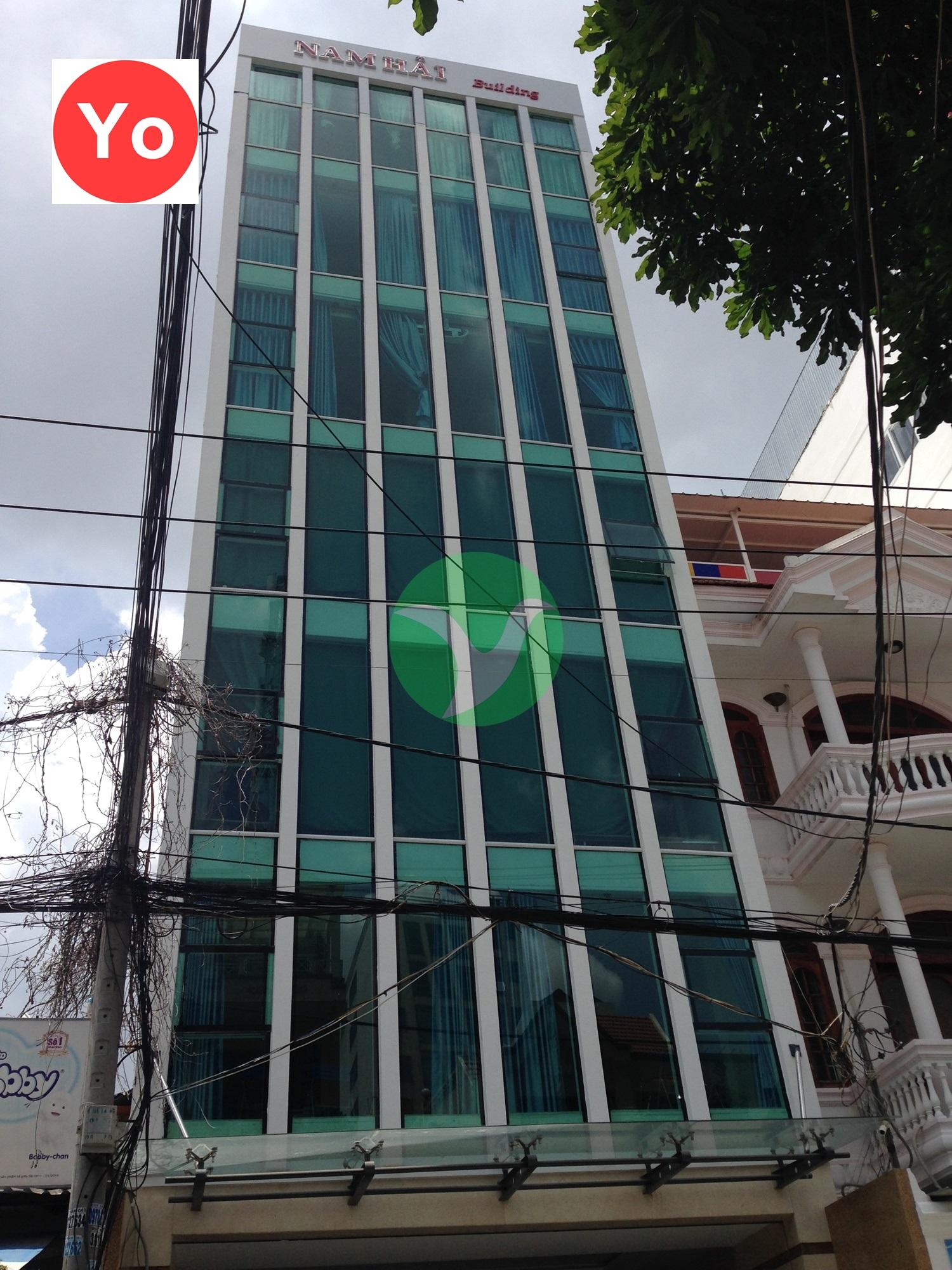 Cho thuê văn phòng Quận Tân Bình– Tòa nhà Nam Hải Building