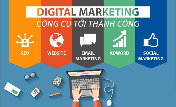 Xu hướng marketing thay đổi từ truyền thống sang hiện đại hơn