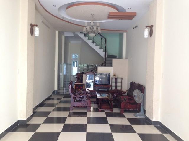 Cho thuê nhà nguyên căn đầy đủ tiện nghi đường Nguyễn Thi
