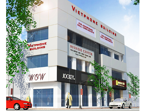 Cho thuê văn phòng tại 64 Nguyễn Đình Chiểu