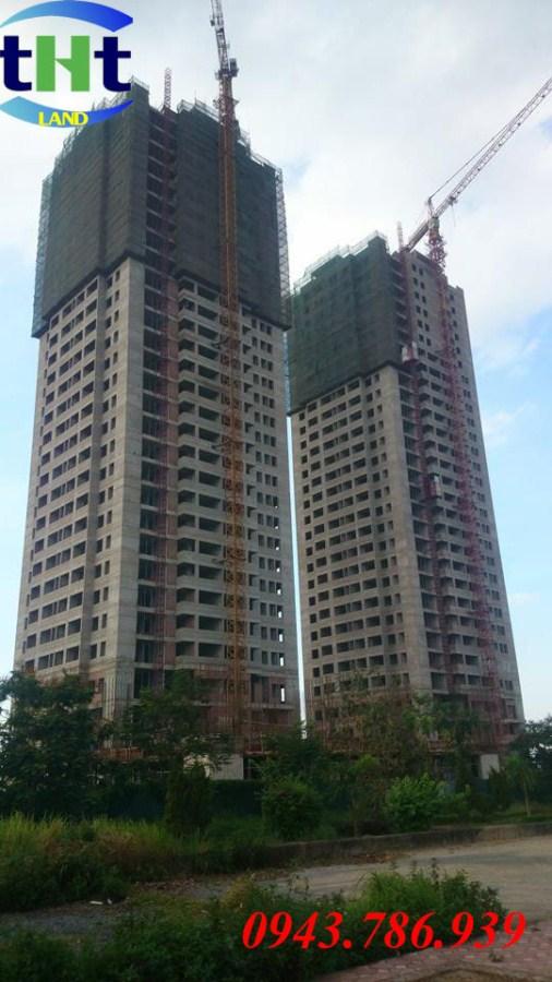 chung cư CT number one đóng 9% giá trị căn hộ nhận nhà hỗ trợ 30 nghìn tỷ