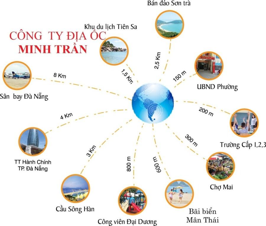 Đất nền ven biển Đà Nẵng - Cơ hội sở hữu Iphone 6