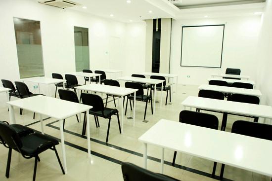 Cho thuê phòng học tại phố Đội Cấn, Ba Đình, Hà Nội