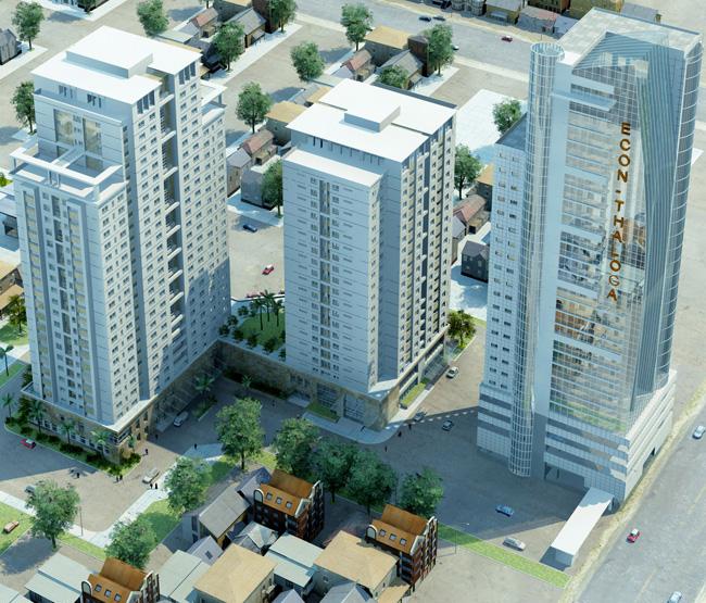 Cho thuê chung cư 250 Minh Khai giá 6tr/tháng.