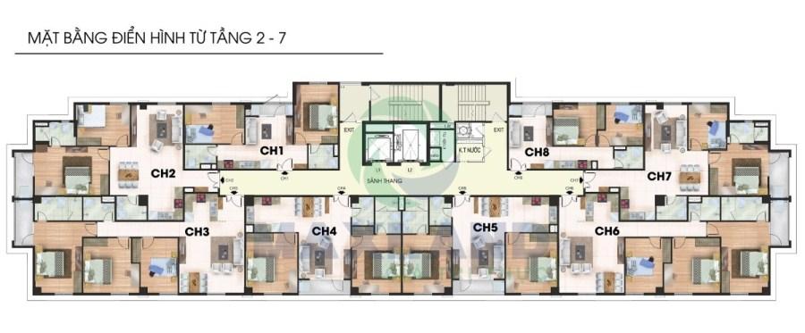 Mở bán toà N01 Yên Hoà - Yên Hoà Condominium