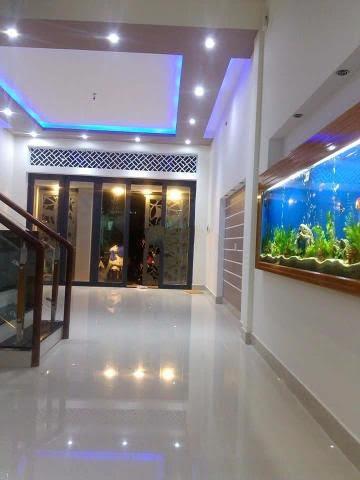 Nhà 4 tầng, gần sân bay, nhiều tiện ích, đường Điện Biên Phủ