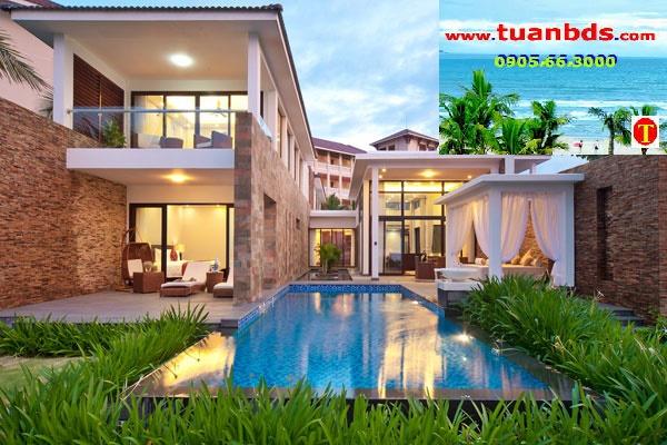 Biệt thự biển Đà Nẵng vinpearl resort và villas vị trí đắc địa,nội thất xa hoa,quyền lợi v