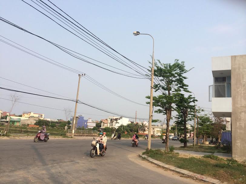 Đất biệt thự đẹp giá rẻ chỉ 7.3 triệu/m2 trung tâm Đà Nẵng