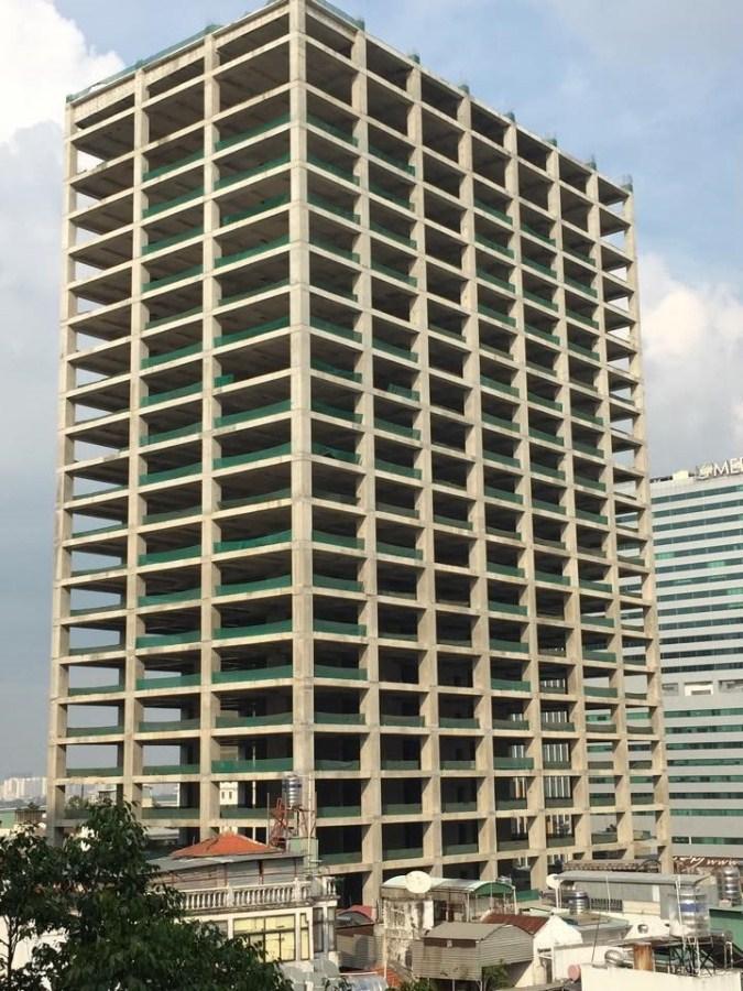 Bán cao ốc, tòa nhà, tòa tháp văn phòng số…..Lê Thánh Tôn phường Bến Nghé quận 1 diện tích sàn 7 hecta  Bán Cao Ốc,