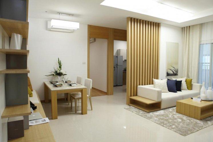 Bán chung cư Mon City số 2 Lê Đức Thọ: căn 02 diện tích 52,6m2, 2PN