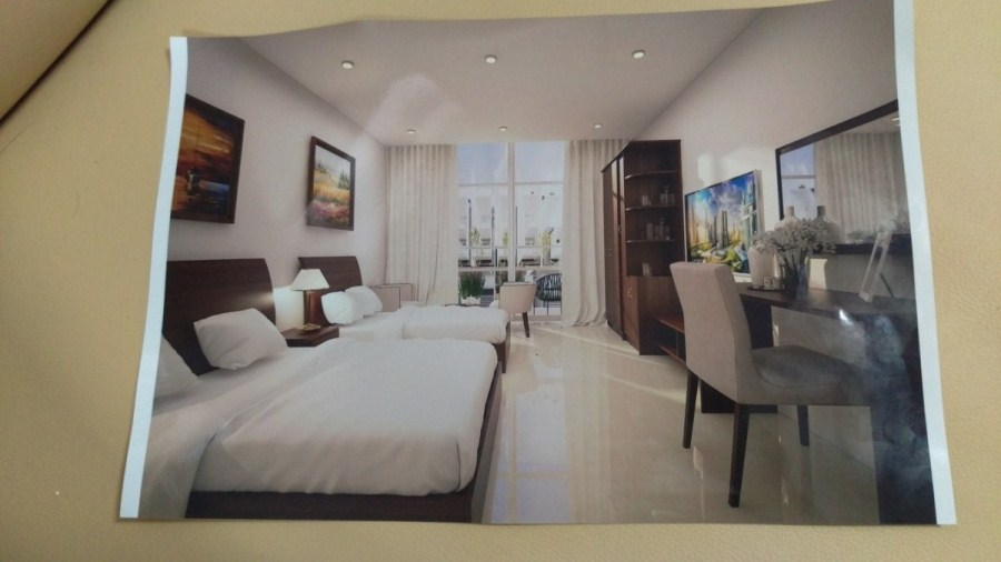 Cho thuê phòng khách sạn ngắn hạn và dài hạn trung tâm quận 10