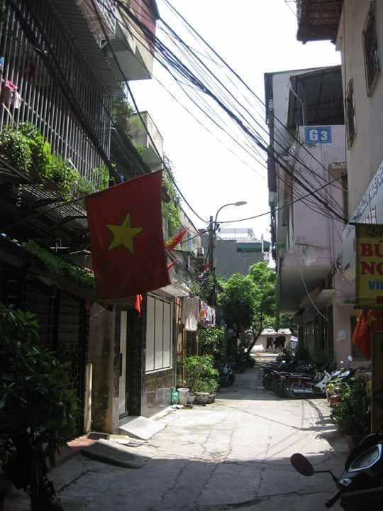 Bán nhà Phố Thái Thịnh DT 55m, giá chỉ 2.8 tỷ (có thương lượng)