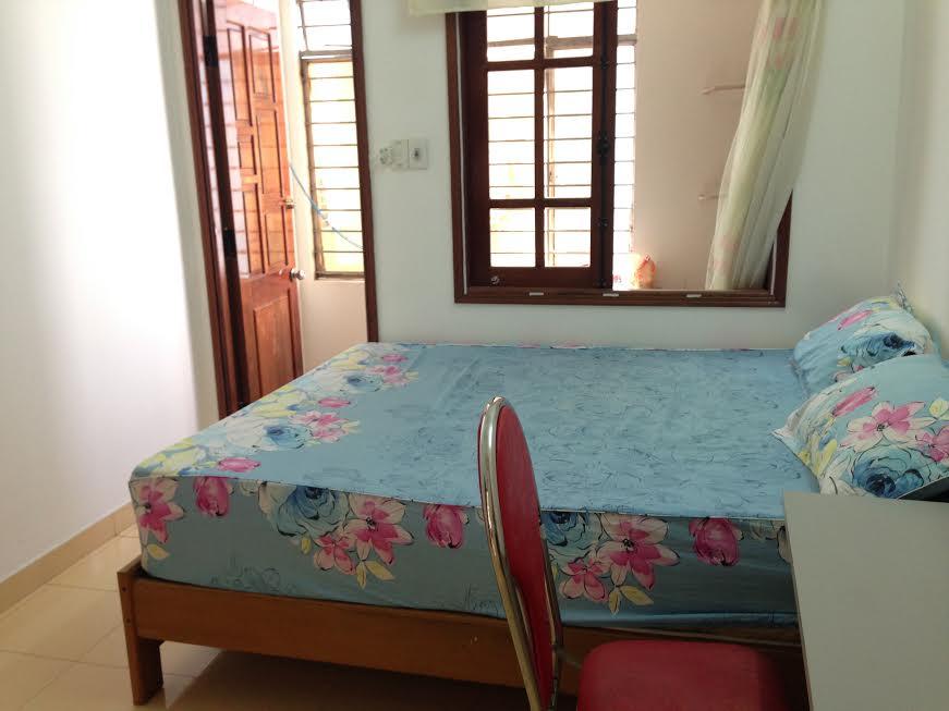 Căn hộ gần trường Đại học Kinh tế 2 phòng ngủ đủ tiện nghi