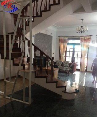 Cho thuê nhà quận Sơn Trà 3 tầng 3 phòng đủ tiện nghi