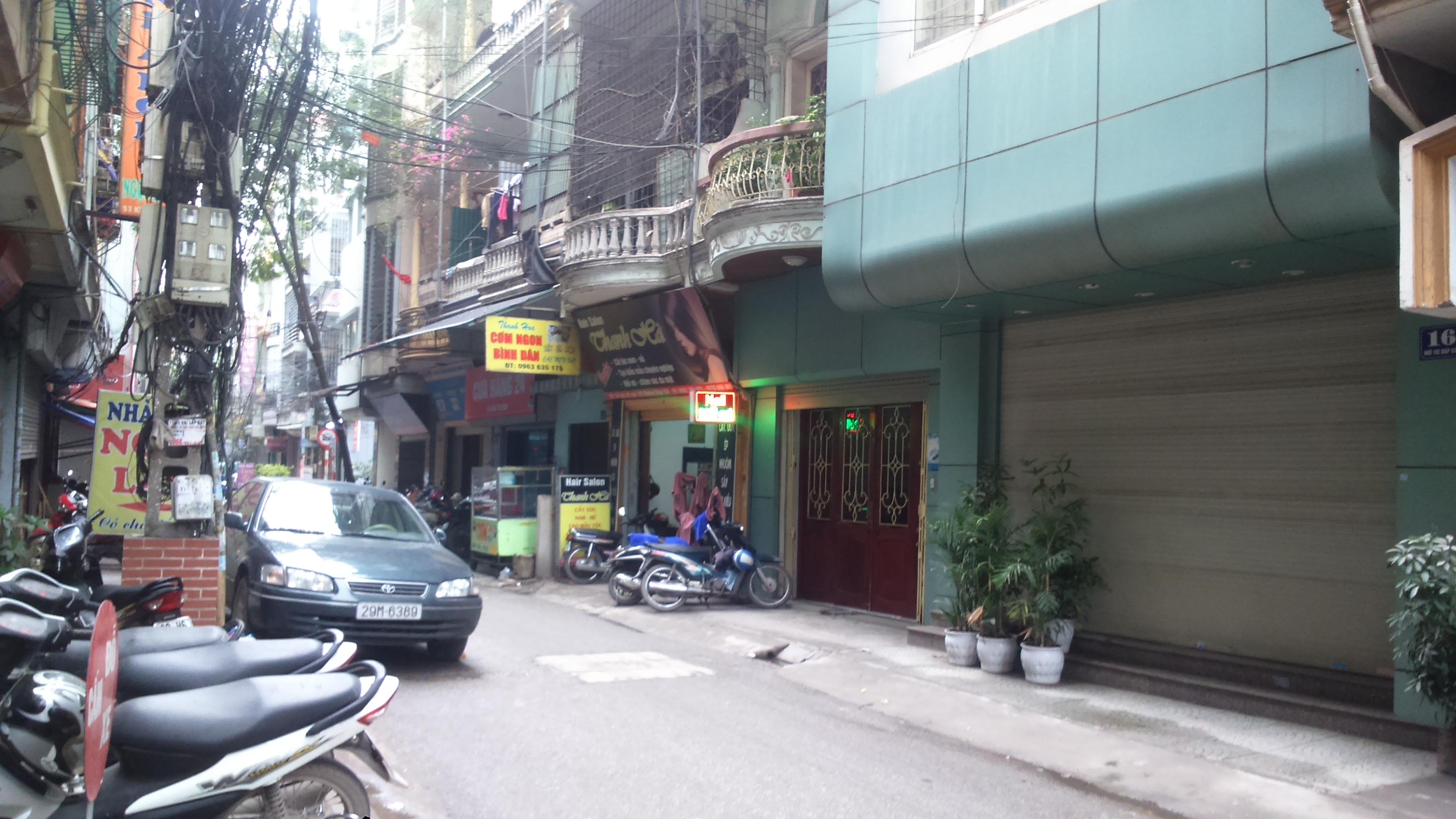 Bán nhà 46m2 x 4 tầng, ngõ 43 phố Kim Đồng, ô tô vào, kinh doanh tốt, 5.5 tỷ