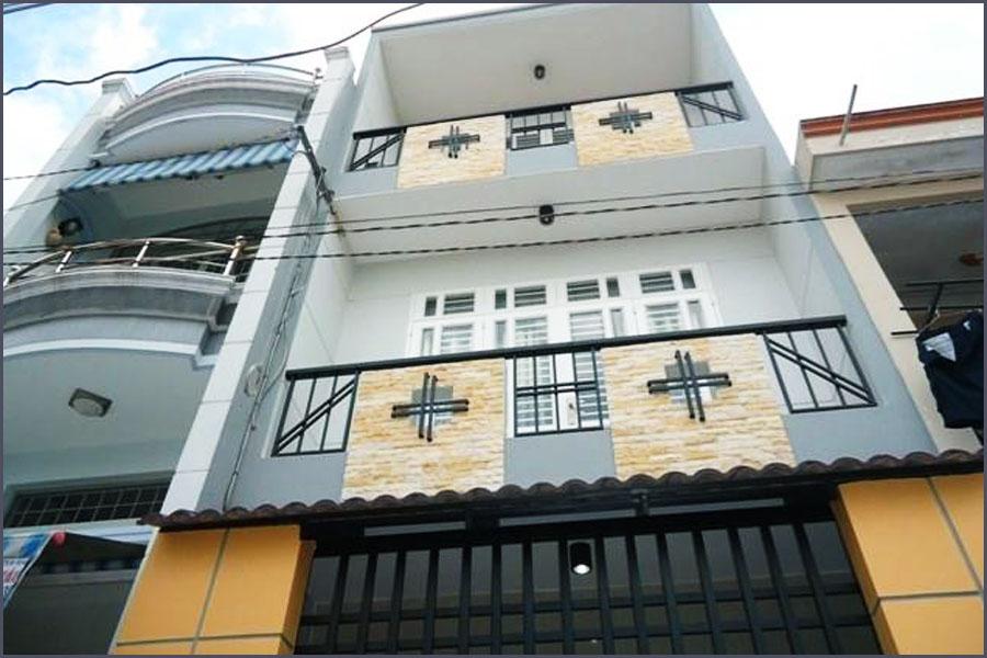 Bán nhà mặt tiền Đinh Tiên Hoàng, phường Đa Kao, Q1. Đoạn 2 chiều, giá 15 tỷ