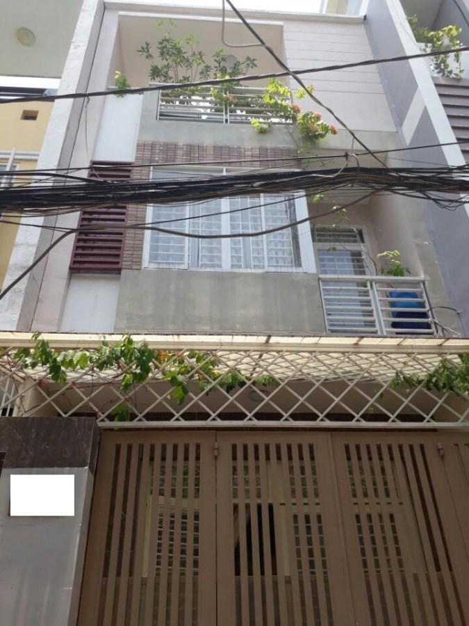 Bán nhà Nguyễn Thị Thập, hẻm 52 phường Bình Thuận, quận 7