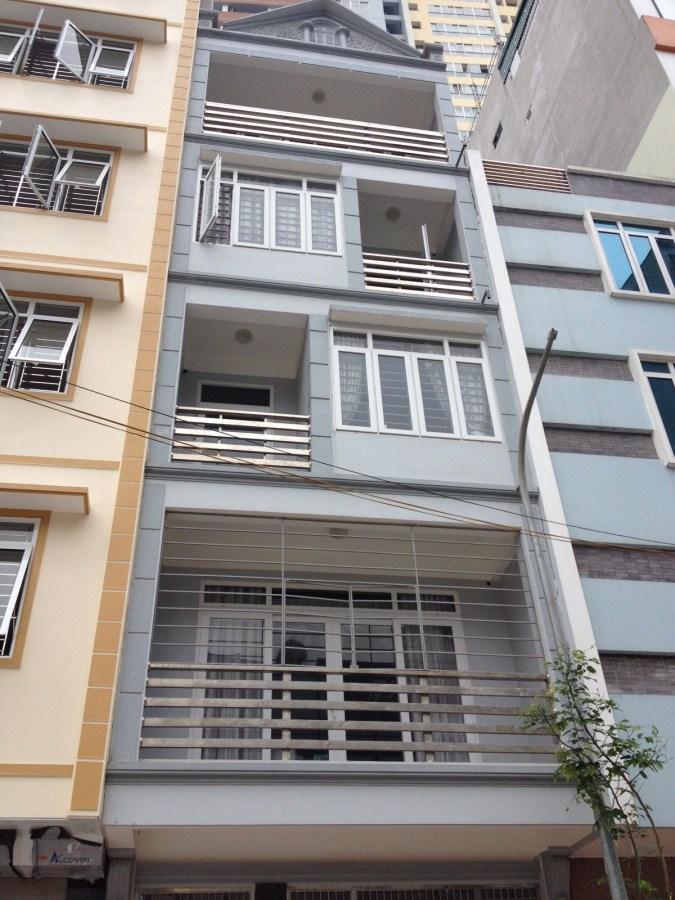 Chỉ 4.5 tỷ có nhà đẹp 55m 4 tầng Thượng Đình, taxi đỗ cửa, kinh doanh tốt