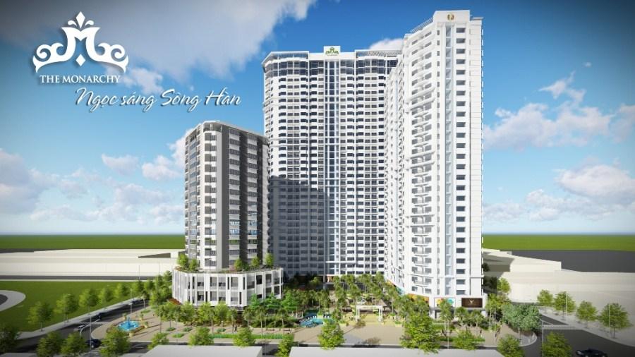 Thiết kế tinh tế và hiện đại với căn hộ 1201 tầng 12 Monarchy