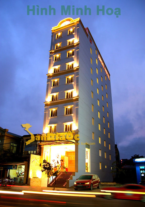Bán nhanh khách sạn 42 phòng đang mua cao điểm vào kinh doanh luôn