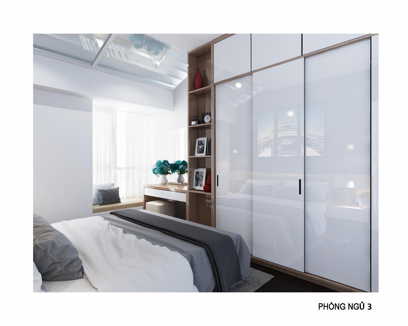 Cho thuê căn hộ Đà Nẵng khu An Thượng 2PN