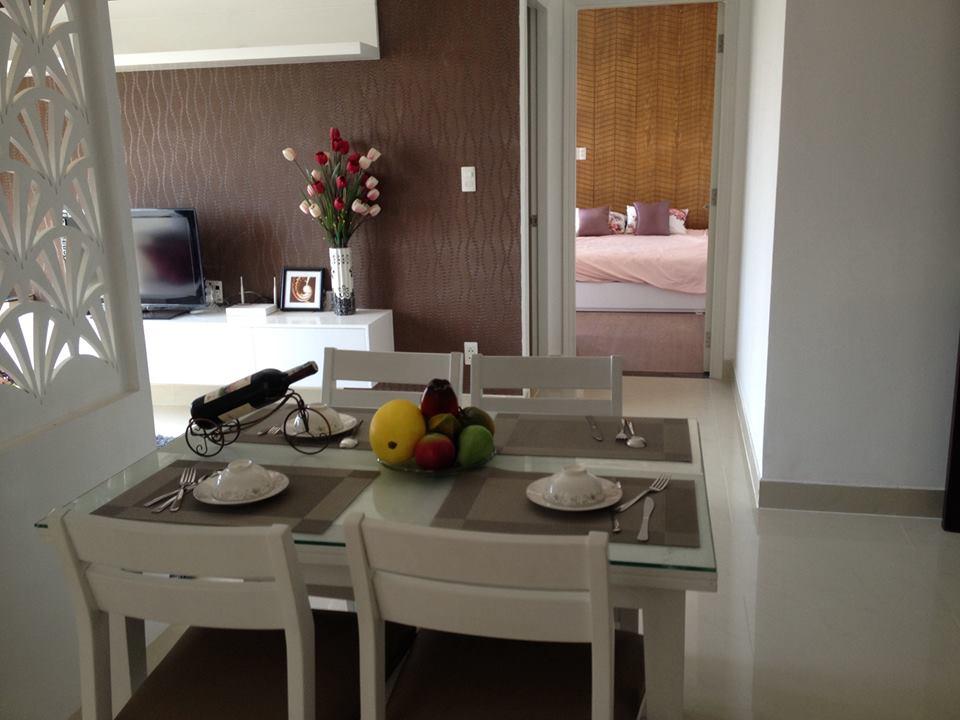 Cho thuê căn hộ Đà Nẵng 1PN nằm gần sông Hàn