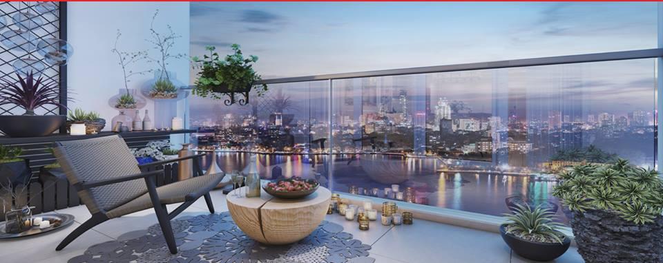 Bán căn hộ tầng 2 nằm MT đường Trần Hưng Đạo 2PN tặng voucher 30 triệu ngay hôm nay