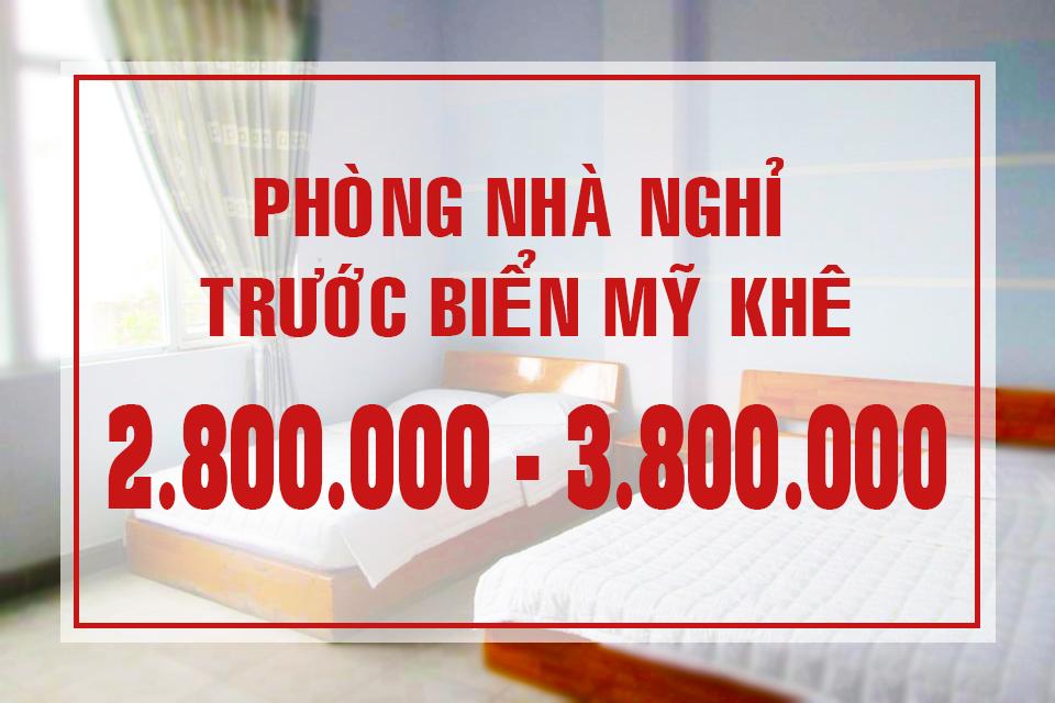 Cho thuê phòng nhà nghỉ ở được từ 2-4 người  giá chỉ 2.8 triệu