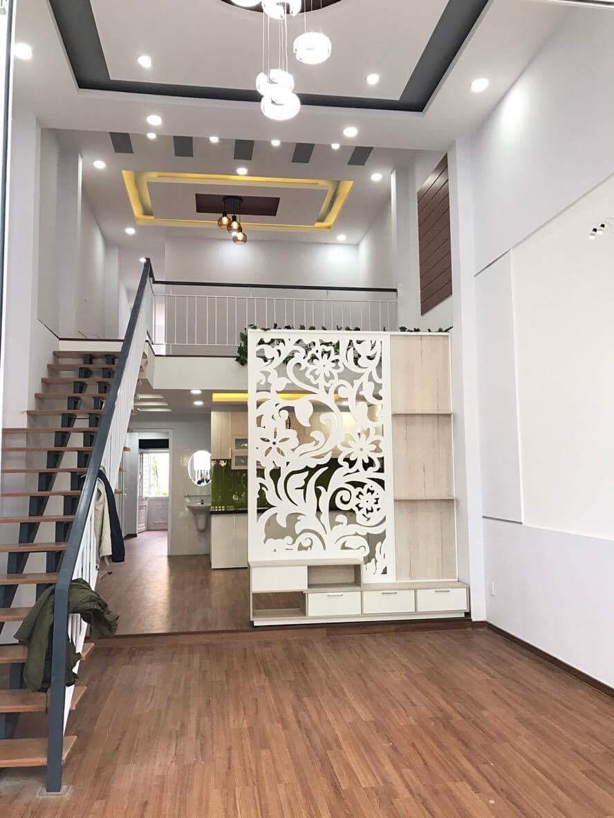 Cho thuê nhà mặt tiền đường Tân An 2, nhà mới đẹp 3 tầng
