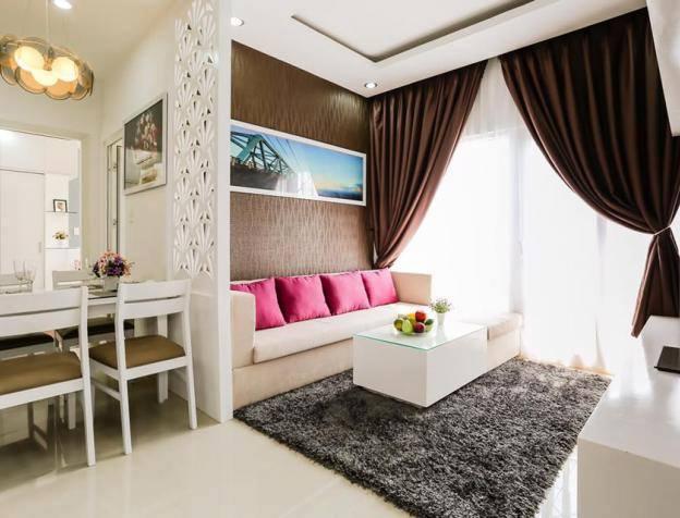 Nhượng lại căn hộ A306 Monarchy 2PN bao sổ giá thương lượng