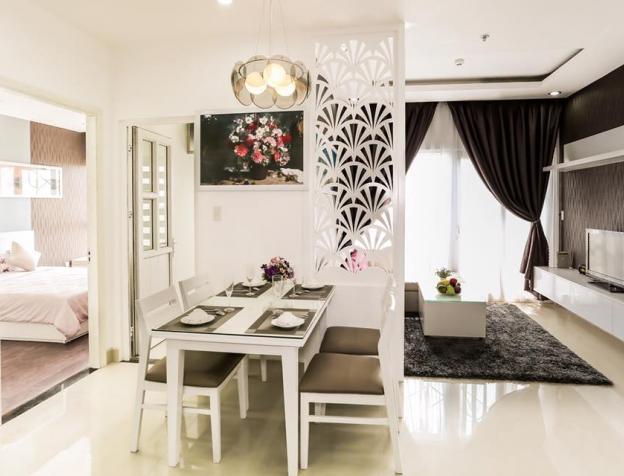 Cho thuê căn hộ Đà Nẵng nằm quận Sơn Trà chỉ 11.5 triệu/ tháng